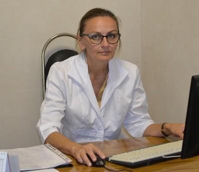 Прядко Наталія Георгіївна