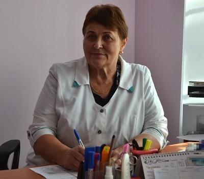 Тарнавська Валентина Олександрівна