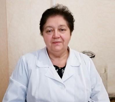 Гендерова Ольга Олексіївна